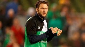 Republic of Ireland's Harry Arter at the end of the match Action Images via Reuters / John Sibley