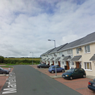 The incident occurred at Martello Park, Balbriggan shortly after 10.15pm. Photo: Google maps