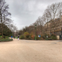 Parc Monceau is a popular weekend destination for families. Photo: Google maps