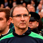 Martin O'Neill knows the importance of set plays. Photo: Sportsfile