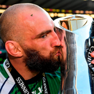 28 May 2016; Connacht captain John Muldoon following the Guinness PRO12 Final match between Leinster and Connacht at BT Murrayfield Stadium in Edinburgh, Scotland. Photo by Stephen McCarthy/Sportsfile