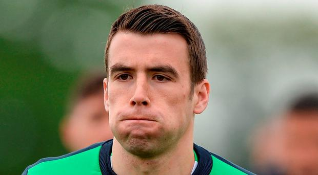 Seamus Coleman: Going with a different mindset. Photo: Sportsfile