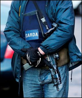 Few would object to flooding the streets with armed gardai. The problem is that those who would object have more influence than the silent majority who wouldn't
