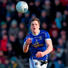 Cavan forward Gearoid McKiernan is a big man but he has a light touch. Photo: Sportsfile