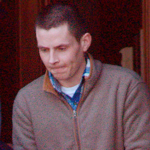 Murderers: Kenneth (pictured) and Sabrina Cummins took time out from torture to have a beer Photo: Paddy Cummins/PCPhoto.ie