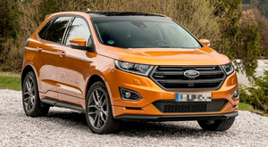 Edging ahead: The new Ford Edge