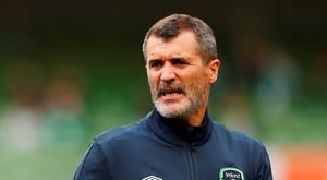 """Roy Keane: """"He is not my cup of tea."""" Photo: Reuters"""