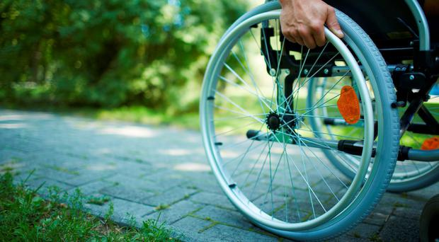 'People who have a physical, sensory and or intellectual disability have a constant battle to get basic services such as speech and language therapy, physiotherapy, and occupational therapy' Stock photo: Depositphotos
