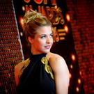 Gemma Atkinson attending the British Soap Awards 2016 at the Hackney Empire, 291 Mare St, London. PRESS ASSOCIATION Photo. Picture date: Saturday May 28, 2016. See PA Story SHOWBIZ Soap. Photo credit should read: Matt Crossick/PA Wire