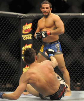 Dennis Bermudez. (Photo by David Dermer/Diamond Images/Getty Images)