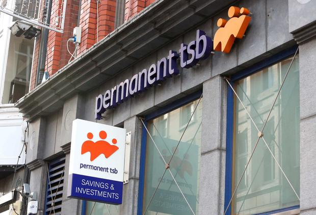 Permanent TSB has been seeking to attract current account customers Photo: Collins