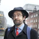 """Professor John Fitzgerald (pictured) urged the IDA to avoid companies that want to """"re-domicile"""" in Ireland. Photo: Tom Burke"""