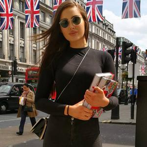 Roz Purcell in London. Picture: Instagram
