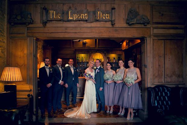 Gillian and Cyril's wedding. Photography by Couple Photography