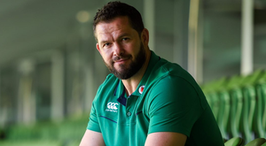 Ireland defence coach Andy Farrell. Photo: Ramsey Cardy/Sportsfile