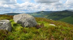 The Irish Uplands Forum's community study has found slow internet and poor network coverage is hampering life for residents and business owners in mountainous areas. File photo