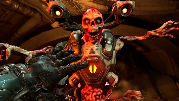 Doom - the latest reboot shows there's energy in the old dog.