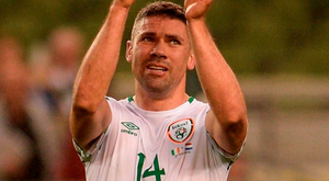 Walters: Crucial to Ireland hopes Photo: Matt Browne/Sportsfile