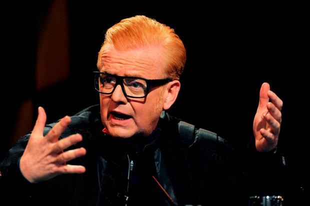Chris Evans has defended his show from criticism. Photo: Andrew Matthews/PA Wire