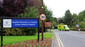 Two separate investigations are now underway into the circumstances of the baby deaths at the maternity unit in Cavan General Hospital. Photo: Lorraine Teevan Photo: Lorraine Teevan
