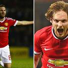 Juan Mata and Daley Blind could be surplus to requirements at Old Trafford