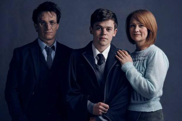 fc8cbbfeeec8 Revealed  Photos of new Harry Potter stage cast including Jamie ...