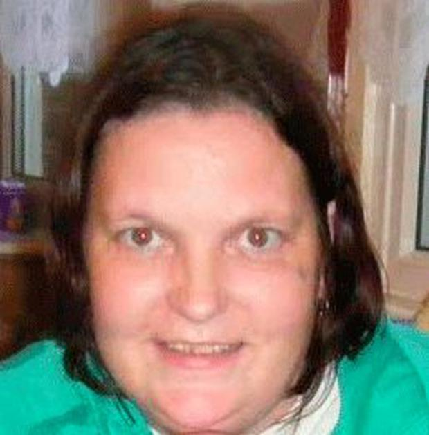Mary McDonnell who has been accused of failing to disclose information to gardaí investigating the gangland murder of Gareth Hutch. Picture: RTÉ News