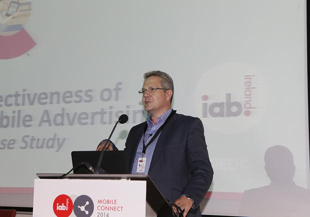 Richard Colwell, CEO of Red C Research and Marketing