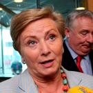 Tánaiste Frances Fitzgerald is a reactive minister. Photo: Collins