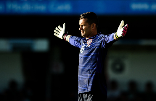Shay Given Photo by Eoin Noonan/Sportsfile