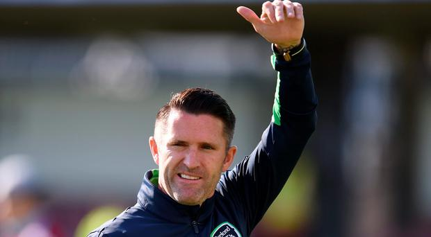 Robbie Keane is still Ireland's best finisher despite being 35 years of age