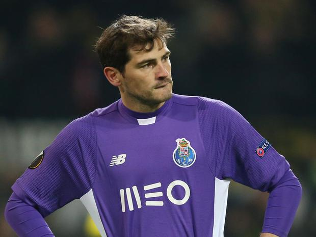 Casillas' comment has attracted criticism on social media Getty