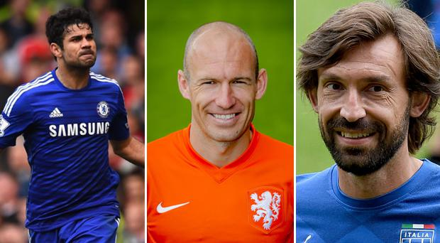 These three will not be at Euro 2016 for a variety of reasons