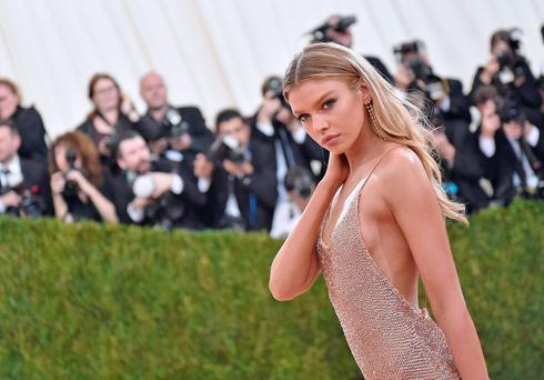 Stella Maxwell attends the