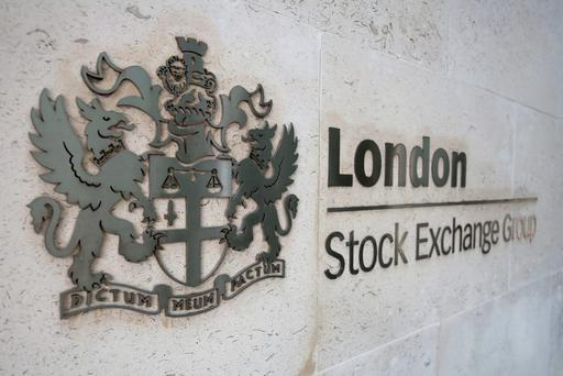 The London Stock Exchange (LSE). Photo: PA