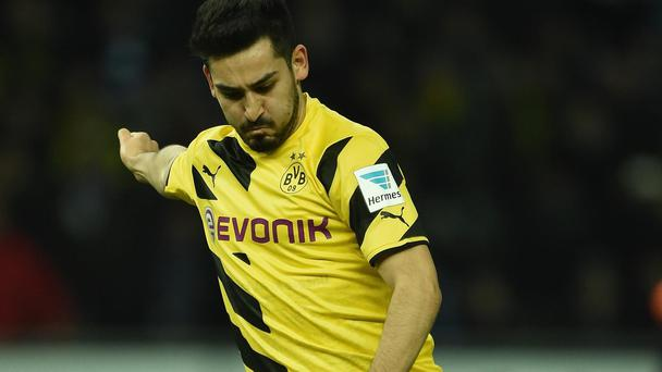 Ilkay Gundogan is set to become Pep Guardiola's first signing