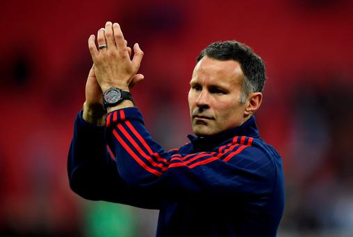 Ryan Giggs. Photo: Reuters