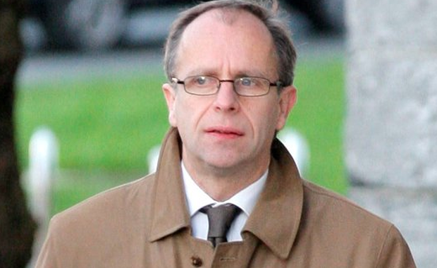 John Bowe, Anglo's former head of capital markets, was found guilty of fraud (Picture: Collins Courts)