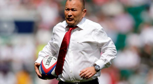 England head coach Eddie Jones before the match Action Images via Reuters / Henry Browne