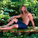 Pavol Ponik in Liat and Oliver Schurmanns jungle, created for The Legend of Tarzan Garden at Bloom which runs from June 2nd to 6th at The Phoenix Park. The Legend of Tarzan stars Alexander Skarsgard and Margot Robbie and swings into Irish cinemas on July 8th Picture:Brian McEvoy