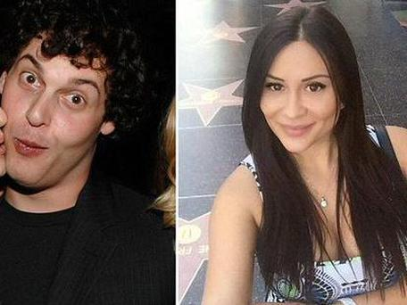 Blake Leibel (left) is accused of murdering Iana Kasian (right)