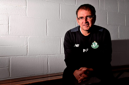 Pat Fenlon. Photo: Sportsfile