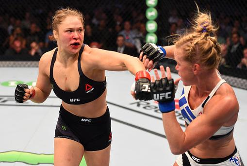 Ronda Rousey eyes comeback for UFC title fight