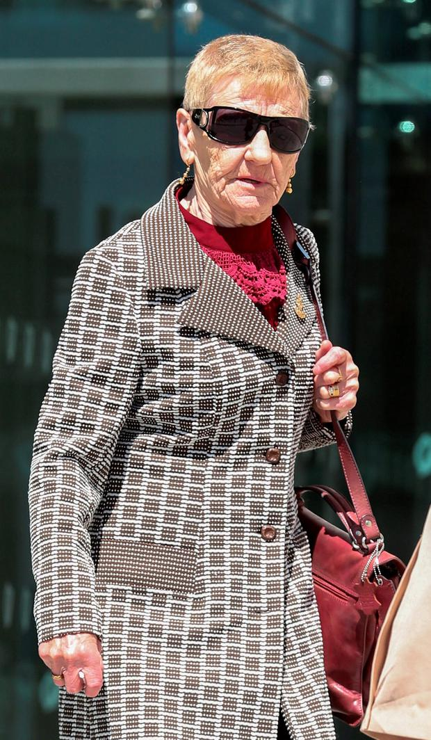 Mary Cullen (82) conducted the welfare fraud for 28 years