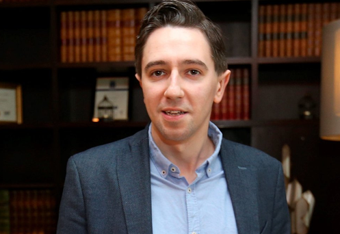 Health Minister Simon Harris TD (Picture: Damien Eagers)