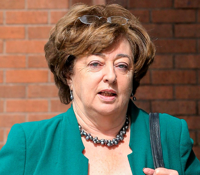 After a meeting with the Taoiseach yesterday, Social Democrat TD Catherine Murphy said she was pleased that some progress is being made on the issue (Picture: Courtpix)