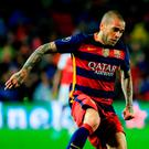 Dani Alves. Photo: Pau Barenna/AFP/Getty Images