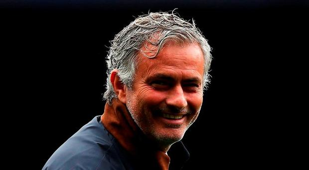 Manchester United manager Jose Mourinho. Photo: Alex Livesey/Getty Images