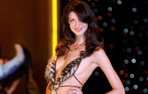 Caitriona Balfe during 8th Annual Victoria's Secret Fashion Show - Runway at The New York State Armory in New York City, New York, United States. Photo: KMazur/WireImage