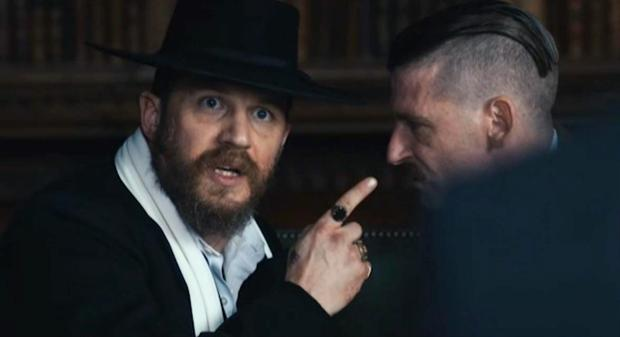Tom Hardy was back for Peaky Blinders episode 5
